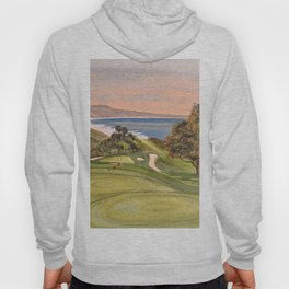 Torrey Pines South Golf Course Hole 6 Hoody