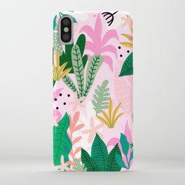 Into the jungle - sunup iPhone Case