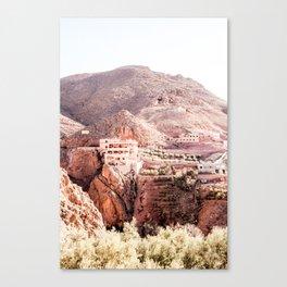Morocco Getaway      Pastel Colors Travel Photography Fine Art Print Canvas Print