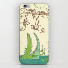 'Dinner time!' iPhone & iPod Skin