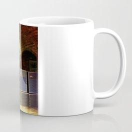 "Writing On The ""Rock"" Wall Coffee Mug"