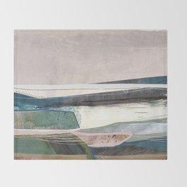 Coast Throw Blanket