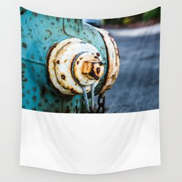 Hydrant Wall Tapestry