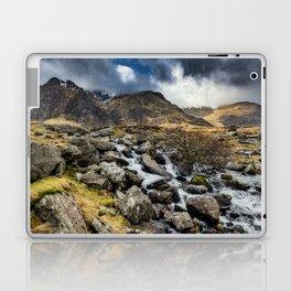 Glyderau Mountain Winter Laptop & iPad Skin