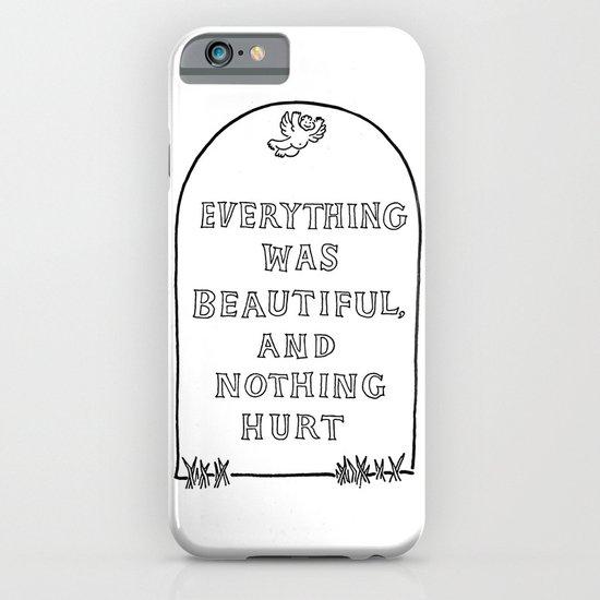 Vonnegut -  Billy Pilgrim iPhone & iPod Case