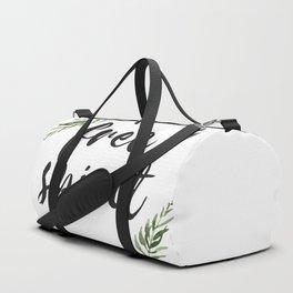 free spirit Duffle Bag