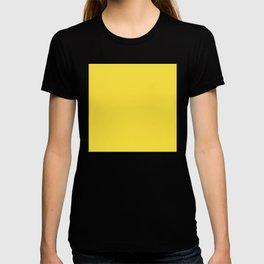 BUTTERCUP PANTONE 12-0752 T-shirt