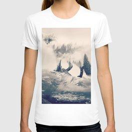 Fox Mountain Walker T-shirt