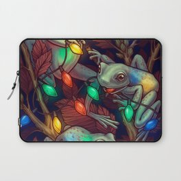 Baby it's Toad Outside Laptop Sleeve