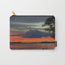 Cloud at sunrise over Patuxent River, MD Carry-All Pouch