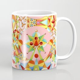Arabesque Carousel Coffee Mug