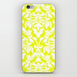 Lemon Fancy iPhone Skin