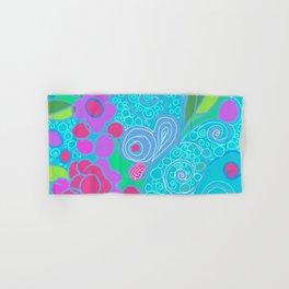 Floral Fantasy No. 1 Hand & Bath Towel