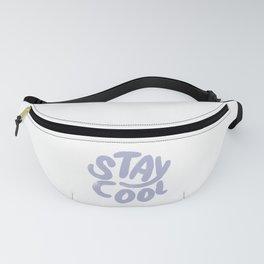 Stay Cool Vintage Lavender Fanny Pack