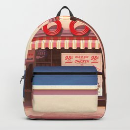 F.W. Woolworth Backpack
