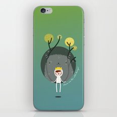 Where are the wild things? iPhone & iPod Skin