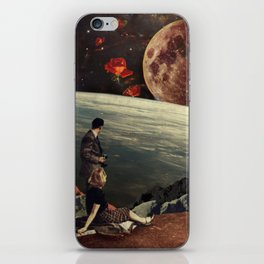 The Roses Came iPhone Skin