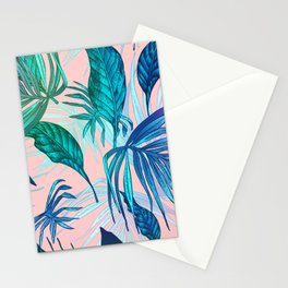 Pink in Paradise Stationery Cards