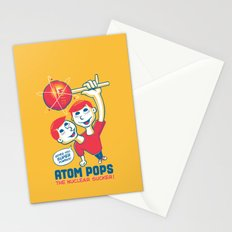 Space Age Suckers Stationery Cards