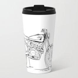 Cabin Fever Travel Mug