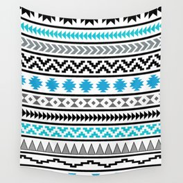 Aztec 06 Wall Tapestry
