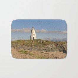 Twr Bach Lighthouse Bath Mat