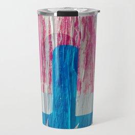Pink Magnet Travel Mug
