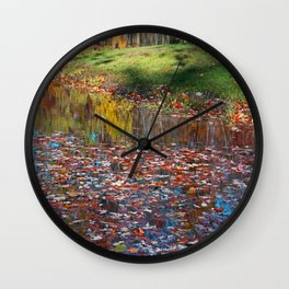 Look to Your Soul Wall Clock