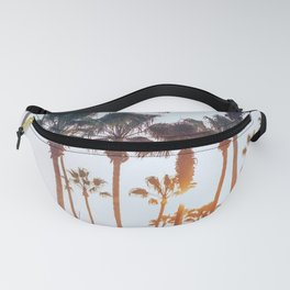 Venice Beach Palms Fanny Pack