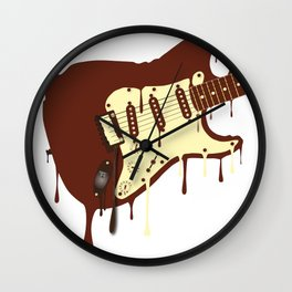 Earth Football Wall Clock