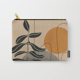 Abstract Shapes 04 Carry-All Pouch