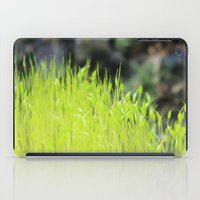 moss iPad Cases featuring MOSS by Cassidy Marshall