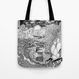 Desert Springs Tote Bag