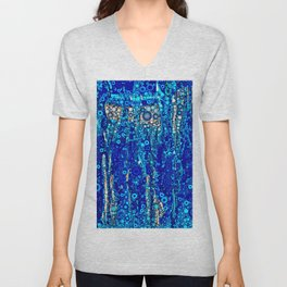 Bubbling Waters Unisex V-Neck