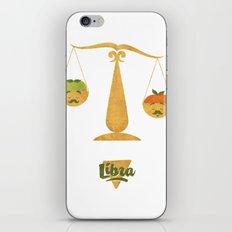 Libra iPhone & iPod Skin