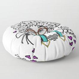 #STUKGIRL LUCIELLE Floor Pillow