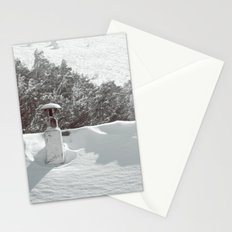 it's winter Stationery Cards