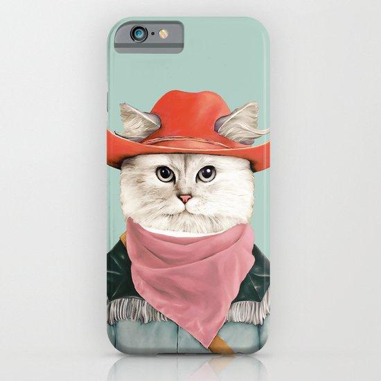 Rodeo Cat iPhone & iPod Case