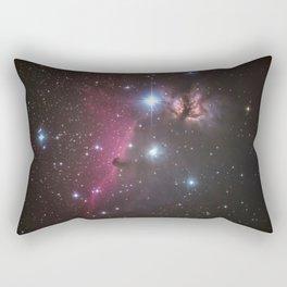 Horsehead Nebula Rectangular Pillow