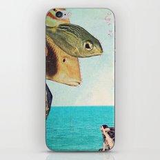 fisher iPhone & iPod Skin