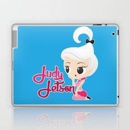 Judy Jetson Pin up style Laptop & iPad Skin