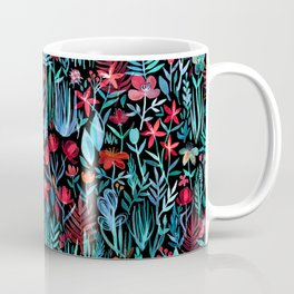 Though I Walk at Night Coffee Mug