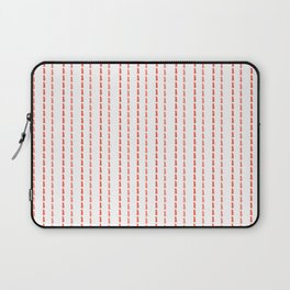 Pink Stitches Laptop Sleeve