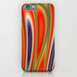 Modern Abstract 52 iPhone Case