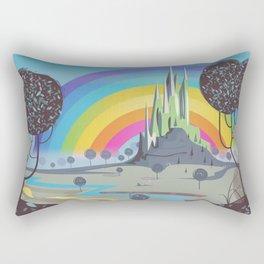 Follow,Follow,Follow Rectangular Pillow