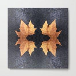 Organic -  Autumn Metal Print