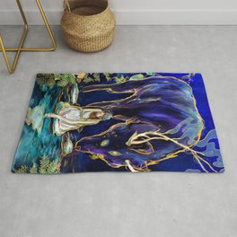 Unseen Moments Rug