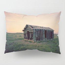 Abandoned Homestead at Sunset Pillow Sham