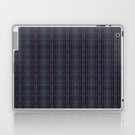 Backsplash Square Glass Spirals Laptop & iPad Skin