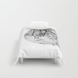 Ramas Branches Comforters